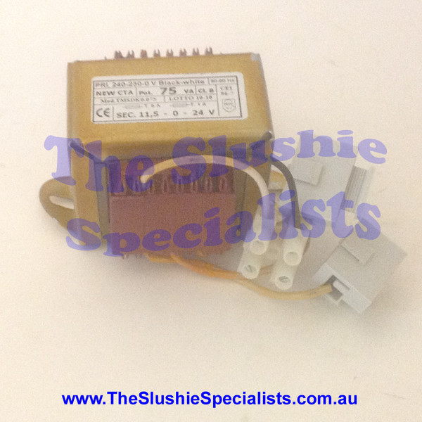 CAB Transformer 75VA 230V 50/60Hz, F279, 1214279000