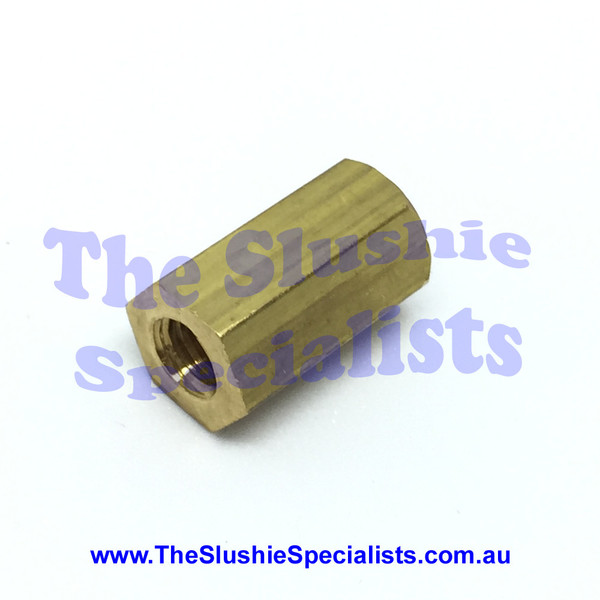 Icetro - Brass Spacer Nut for Rear Panel - 215001100