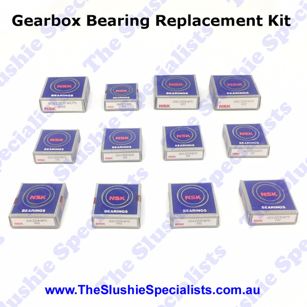 Elco Gearbox Bearing Replacement Kit