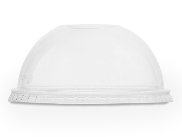PLA Dome Lid Clear  - C96D-OH