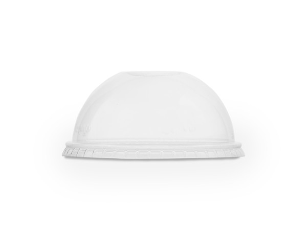 PLA Dome Lid Clear  - C76D-OH