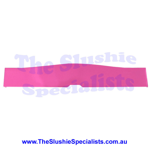 Pink Decal for Giant Light Box Straight