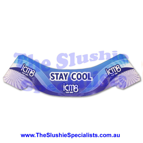 Decal - Lid GBG Granitime - Stay Cool