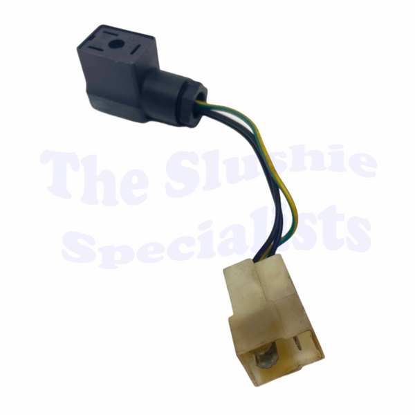 Single Solenoid Coil Harness (Preloved) to suit Parker, CEME & OLAB - Does not include solenoid coil