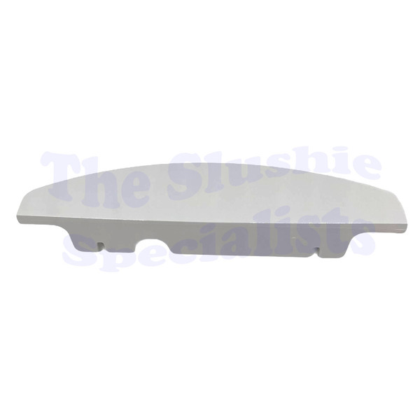CAB White Edge for Stainless Steel Front Panel F703W16