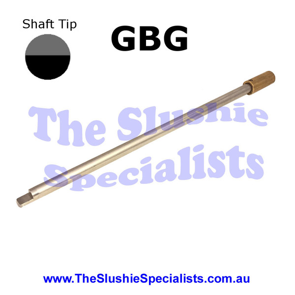 GBG Shaft Complete GT - Semicircle tip - SL310002030