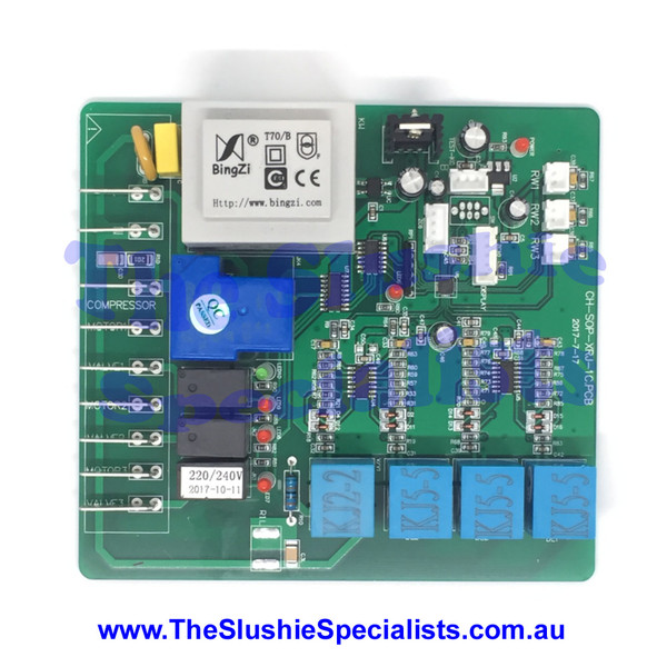 PC Board - Style A with Spades, 9114000001