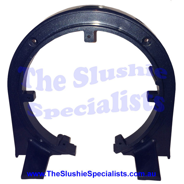 Outer Evaporator Support P1 Glitter Blue Front GBG GT28 SL320000119