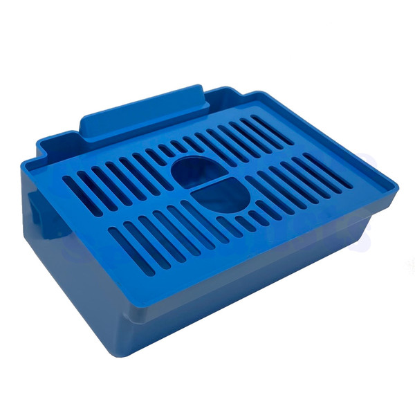 SPM Drip Tray Complete Blue - 02.BA0032.BLE