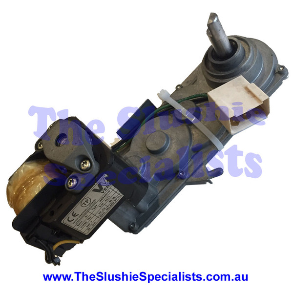 Vernis Gearbox Long Shaft 230v Reconditioned, SL310005299