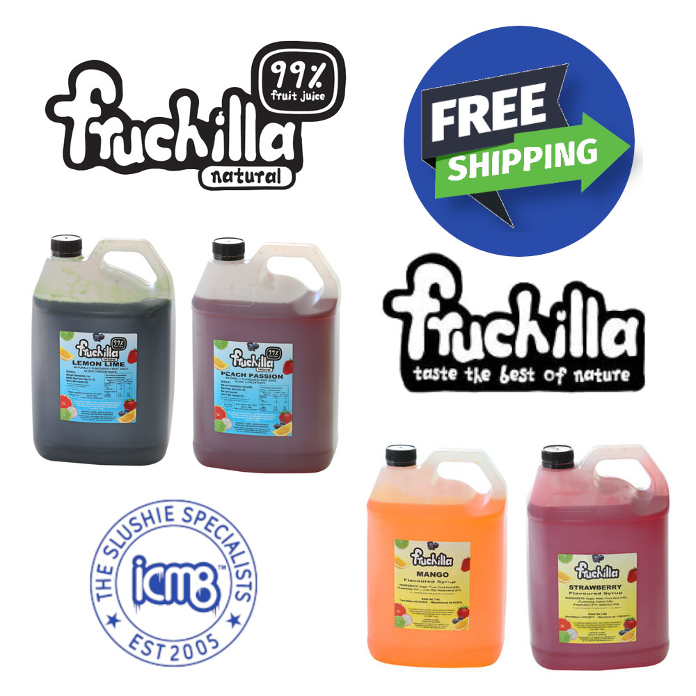 Free Fruchilla Shipping Offer