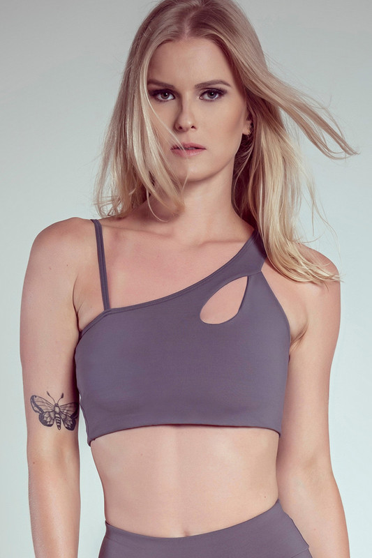 ASYMMETRIC Sports  Bra