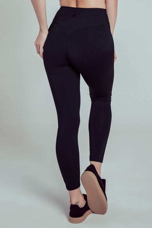 BB.UP Shaper Legging Black