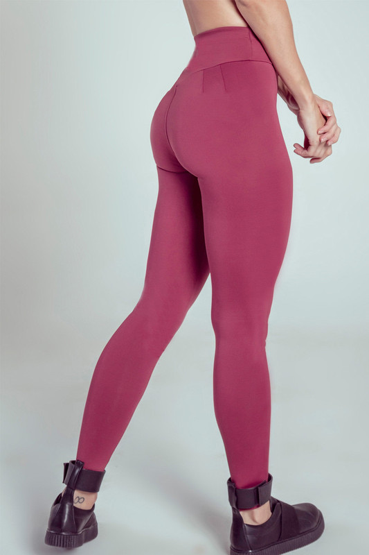 BB.UP Flex High-Waist Legging Cherry