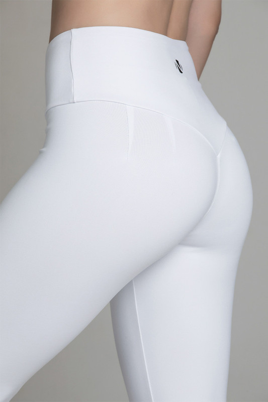 BB.UP Flex High-Waist Legging White