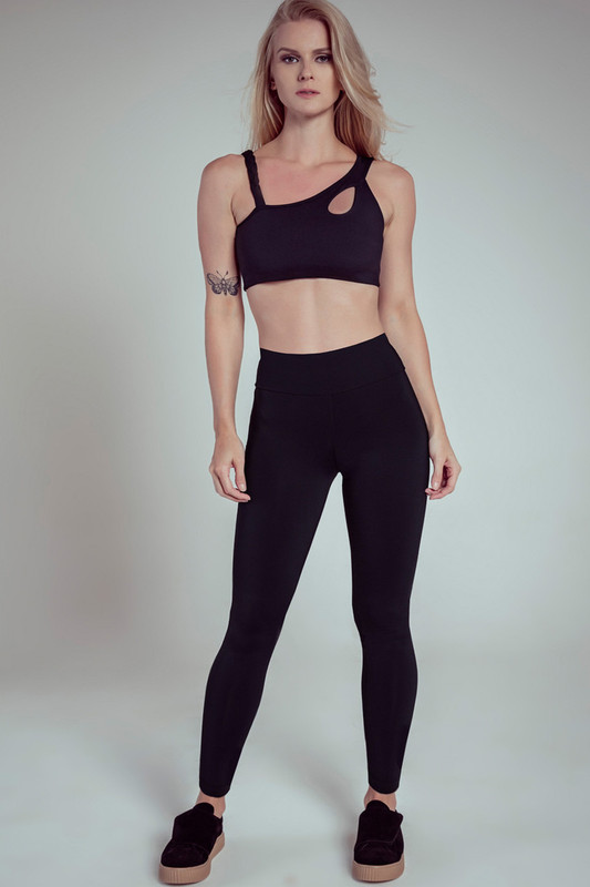 BB.UP Flex High-Waist Legging Black