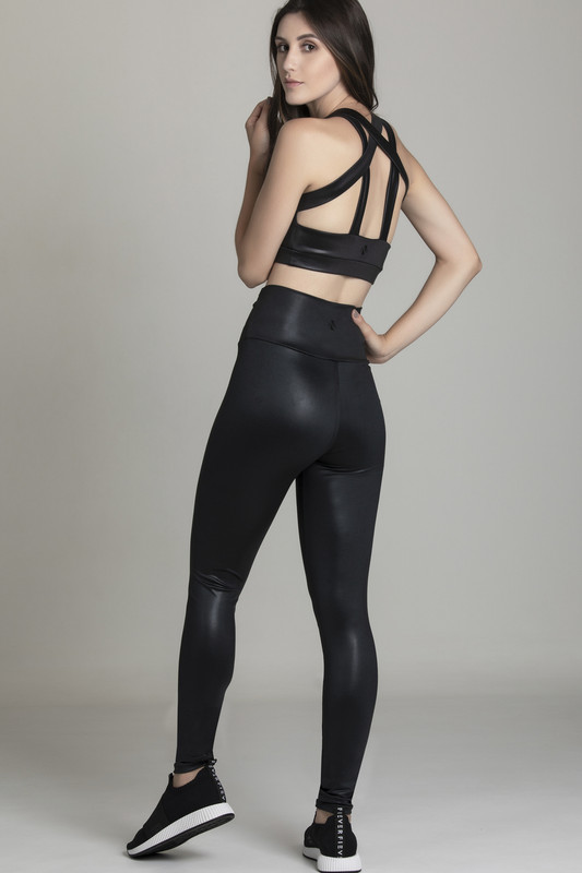 MOSS Gloss Legging Black