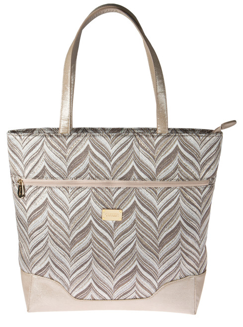 White Russian Large Tote