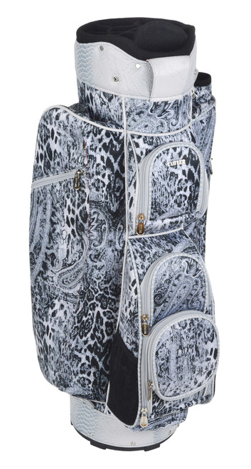 Galapagos  Blue Paisley Golf Bag