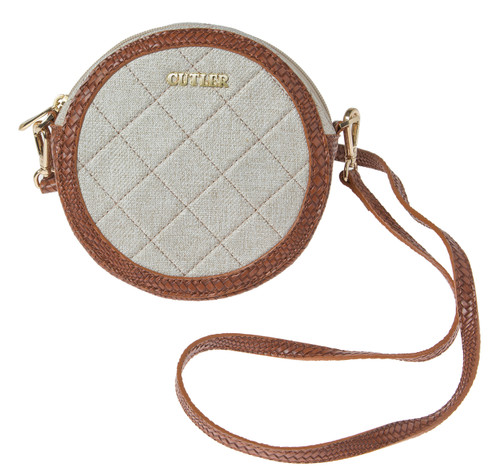 Fiji Tan Small Purse