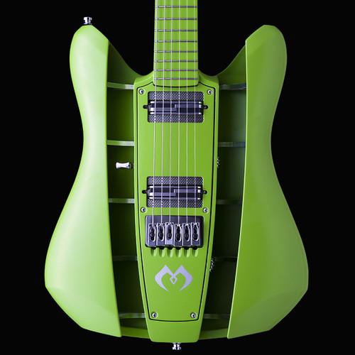 Troubadour Semi-Hollow Body | Master Craftsman Guitars