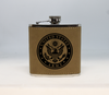 Tan Army Flask