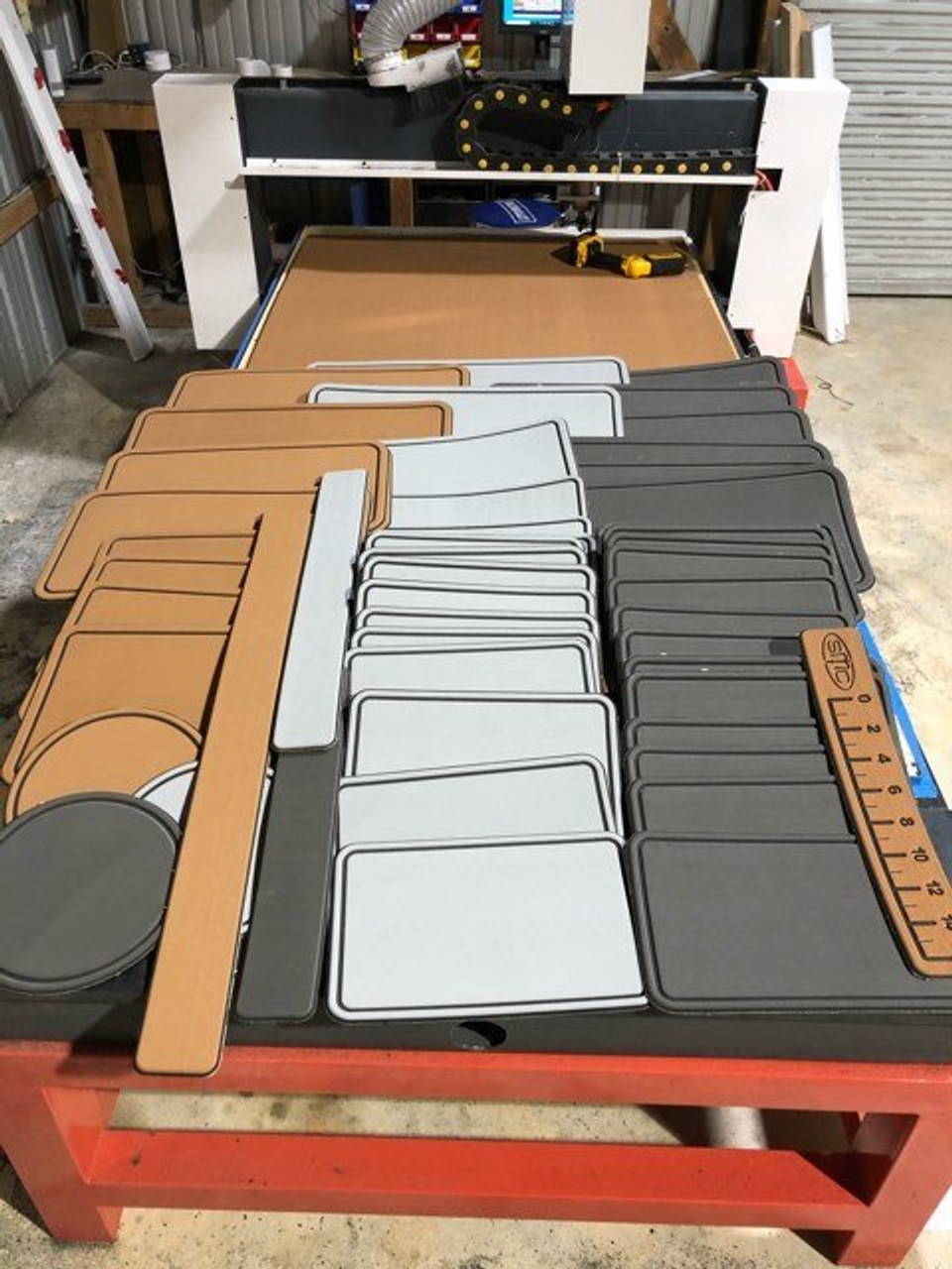 Colors of Yeti Cooler Pads
