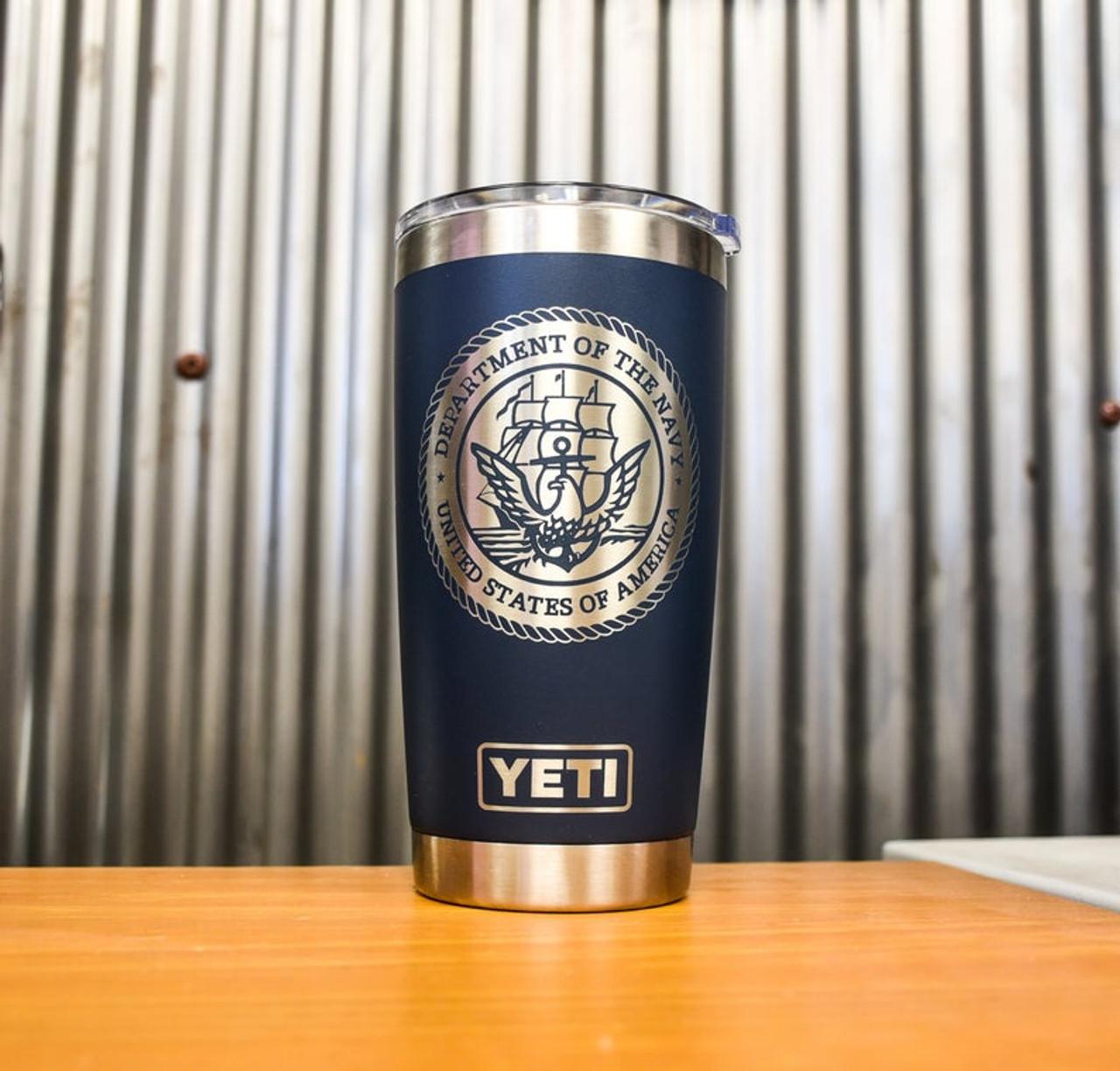 Department of the Navy Yeti Rambler