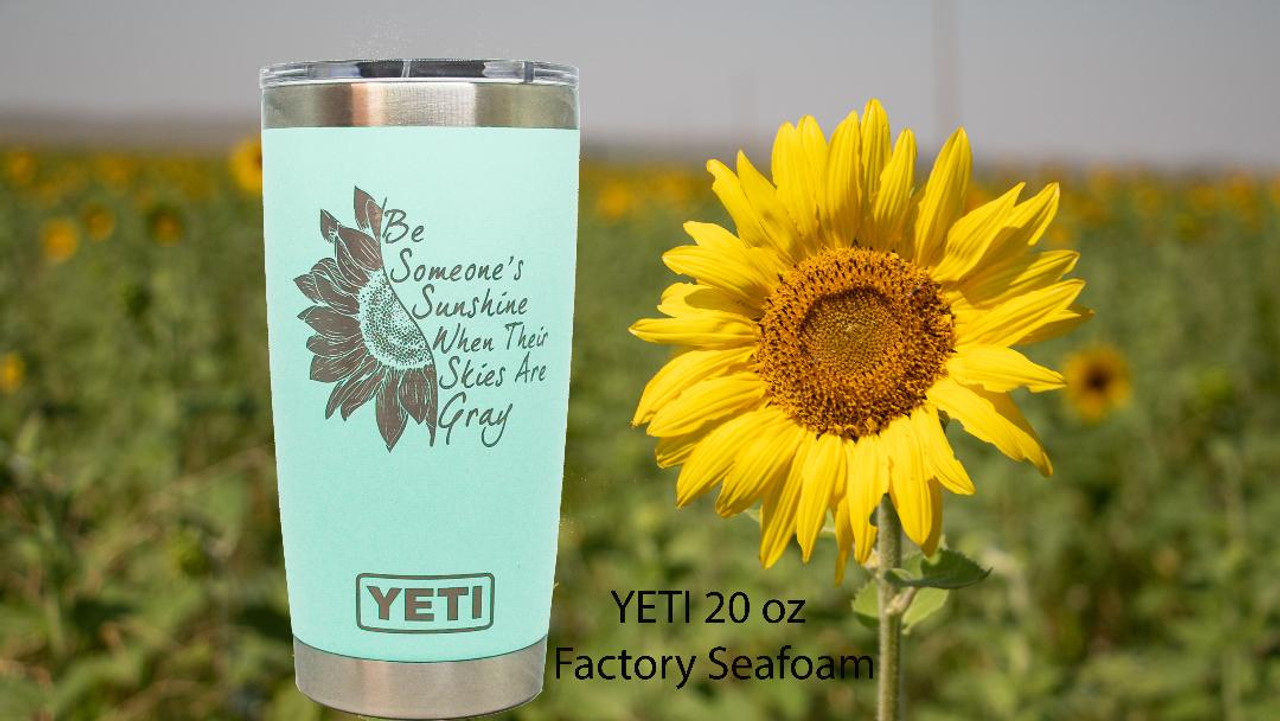 Be Sunshine Yeti Rambler