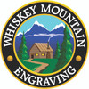 Whiskey Mountain Engraving