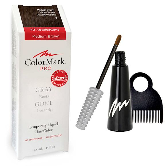 ColorMark PRO - Real Hair Color in a Wand Applicator!