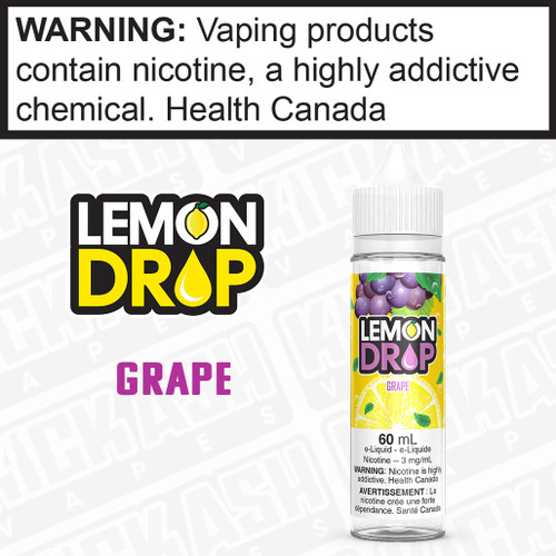 Grape by Lemon Drop