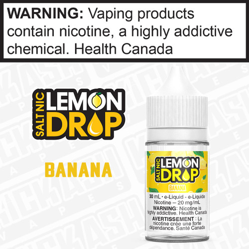 Banana Salt by Lemon Drop