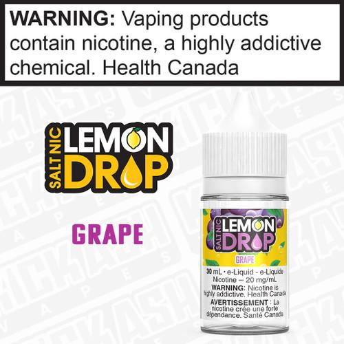 Grape Salt by Lemon Drop