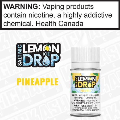 Pineapple Ice Salt by Lemon Drop