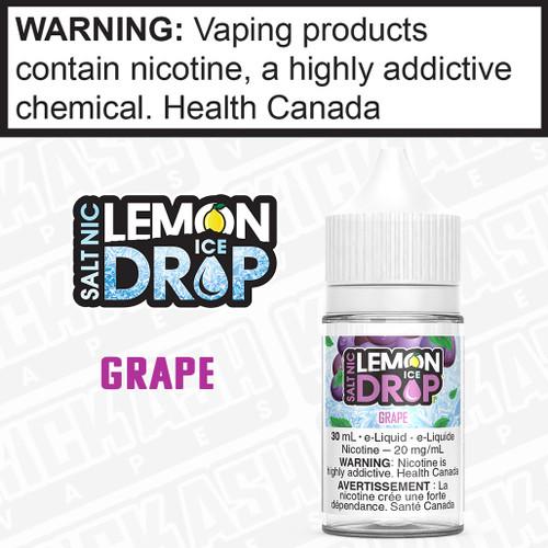 Grape Ice Salt by Lemon Drop