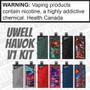 uWell Havok V1 Pod Kit