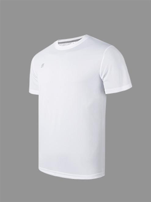 Cool Round_White Training Shirt