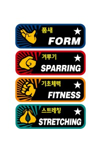 TAEKI Training Patch