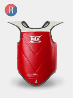 MTX Chest Guards (Reversible)