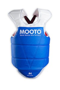 MOOTO Chest Guard(Reversible)