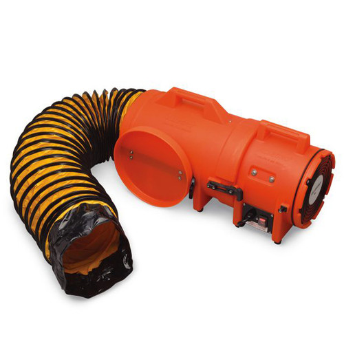 8'' Plastic COM-PAX-IAL Blowers