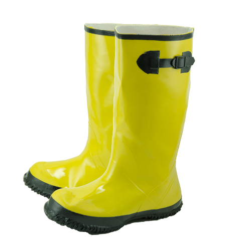"17"" Yellow Slush Boot"
