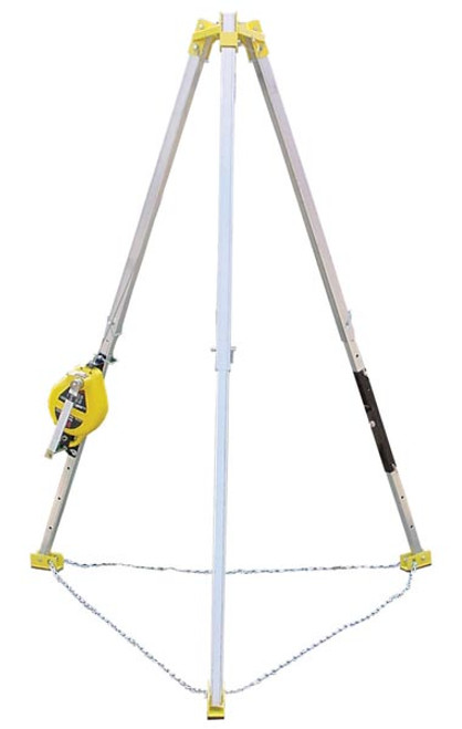 50' Confined Space Rescue System
