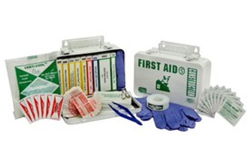 10 Unit First Aid Kits