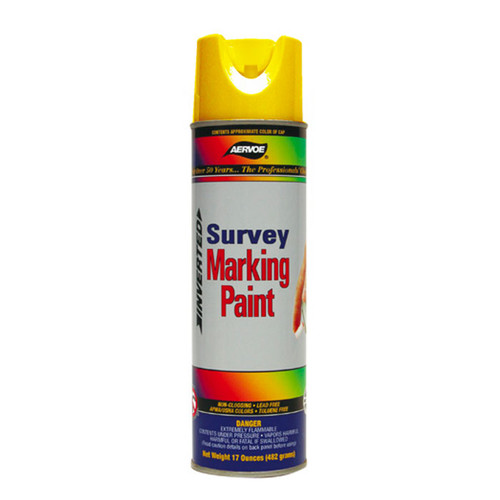 Inverted Marking Paint