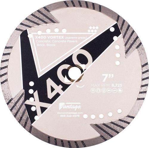 "4-1/2"" Vortex Turbo Diamond Blade"