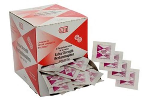 Non Aspirin, Extra Strength 250/Box