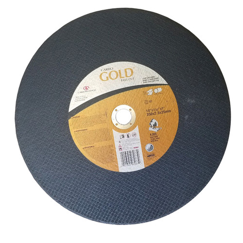 14 x 3/32 x 1 Metal Chop-Saw Blade