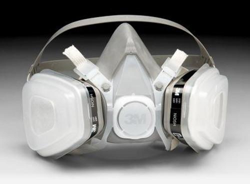 Half-Face Disposable Respirator Assembly, Organic Vapor/P95